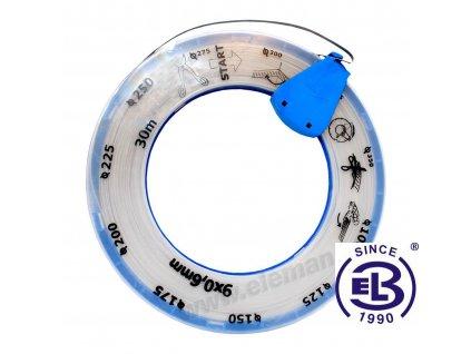 Upínací řemínek nerezový 9x0,6mm 30m/balení CBR 3000