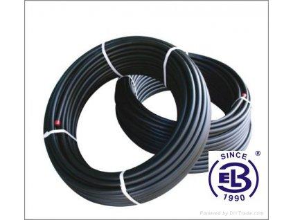 Trubka optická HDPE 32/2,5 černá