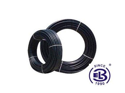 Trubka optická HDPE 50/4 černá