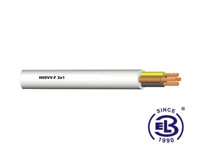 Kabel CYSY 2x1 O balení/100m