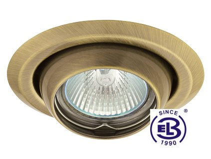 Svítidlo AXL 2117-BRM GXPP040 matná mosaz