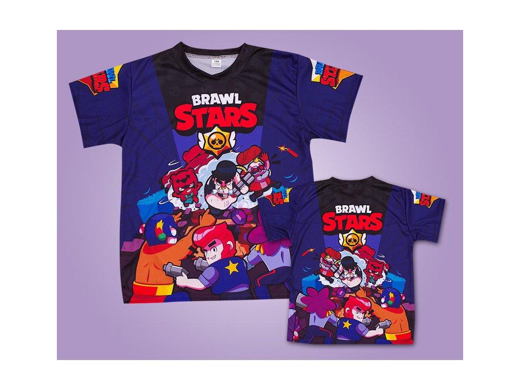 tričko dres Brawl