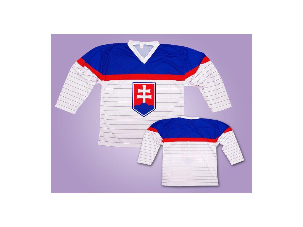 Hokejový dres Slovensko