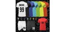 Nejlevnější tričko pro sport s vlastním jménem (Barva Bílá 00, Velikost XXXL)