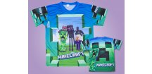 WEB Minecraft tricko