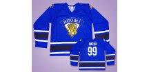 Hokejový dres Finsko s vlastním jménem modrý (Velikost 3XL)