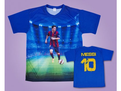 Tričko, dres Messi (Velikost S)