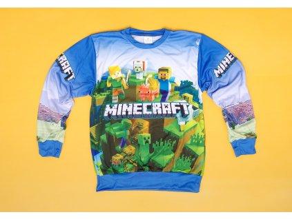 Mikina Minecraft Postavy
