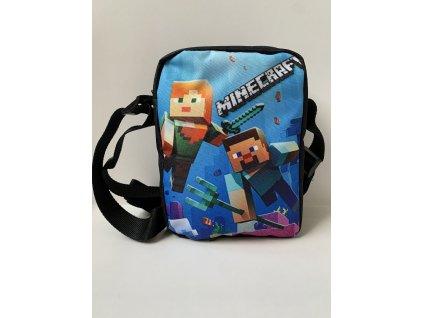 Taška Minecraft přes rameno