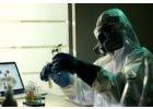 Práce v čistých provozech / Laboratoře