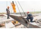 Práce venku a ve stavebnictví