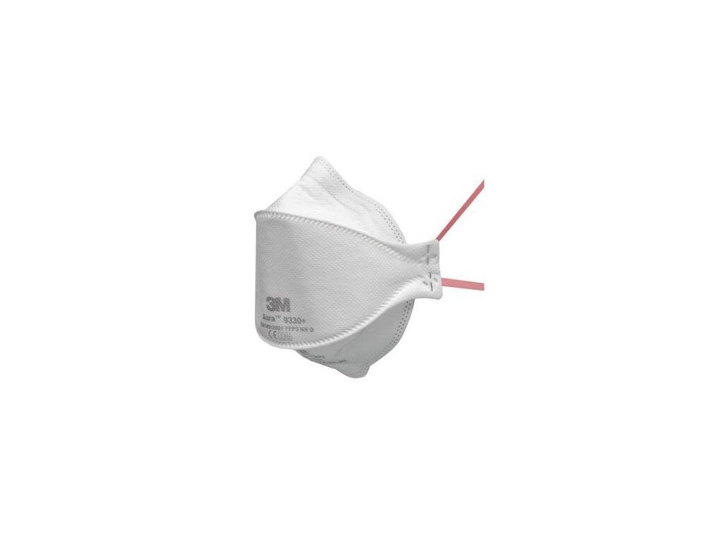 9330+ respirátor FFP3