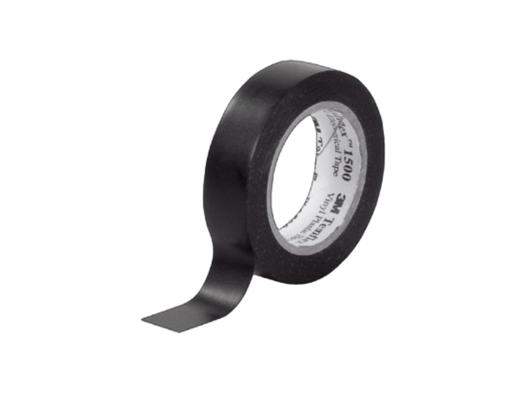 Temflex 1500 izolační páska 19mm x 20m černá