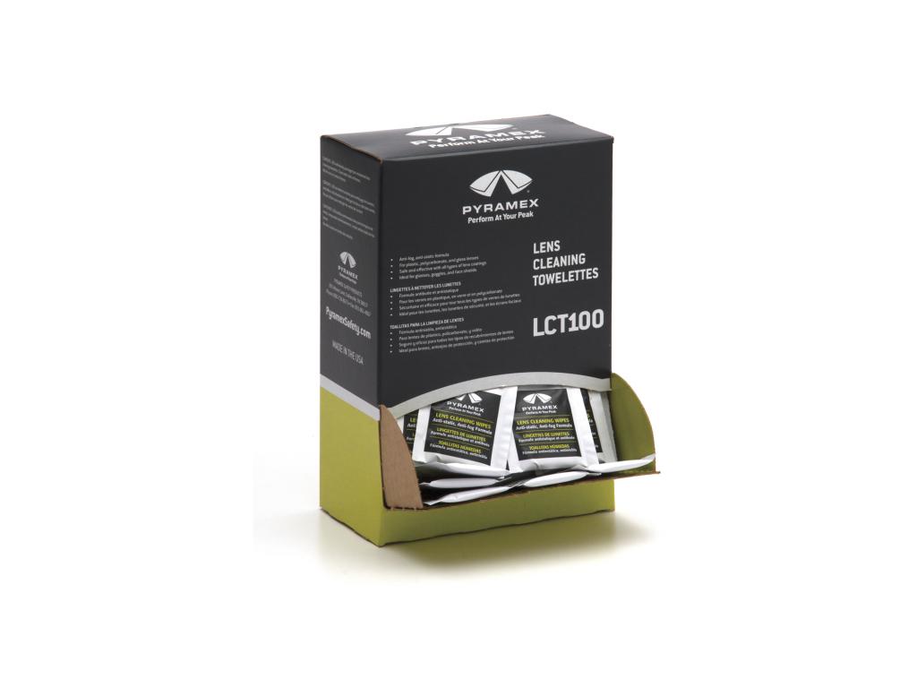 LCT100, čistící kapesníčky, 100ks