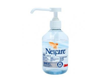 3m nexcare hand sanitizer 500 ml