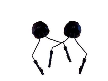 p3adg f sv 2 helmet attachment slot for visor 2 pack military