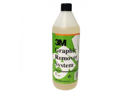 Graphic Remover System 3M