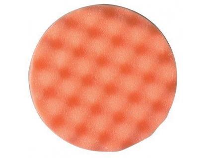 50456 Finesse-it Lešticí kotouč 3M, pěnový, oranžový, průměr 133 mm