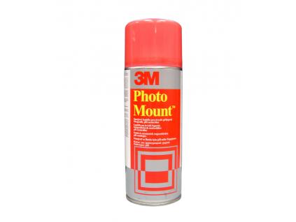 PhotoMount 3M, 400 ml, lepidlo určené speciálně pro připevňování fotografií