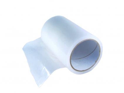 AD69642 ochranná fólie na ochranu rámů oken, transparentní, návin 200m, tloušťka 0,07mm