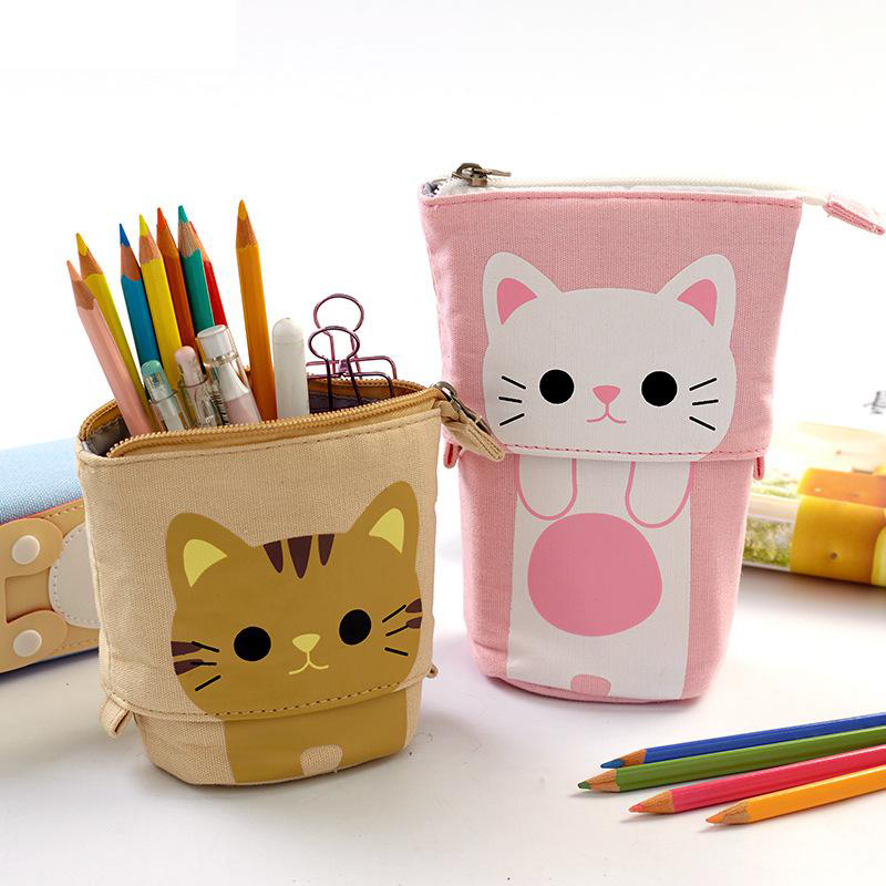 Flexible-Big-Cat-Pencil-Case-Fabric-Quality-School-Supplies-Stationery-Gift-School-Cute-Pencil-Box-Pencilcase