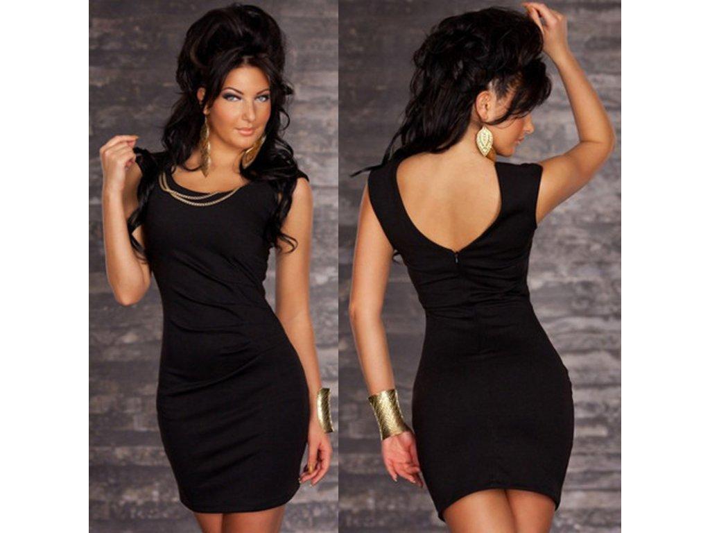 343d63c3309b Elegantní dámské elastické šaty - SLEVA 40%