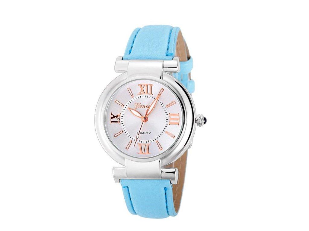 Dámské hodinky s římskými číslicemi - SLEVA 75% 66a54ae1f2