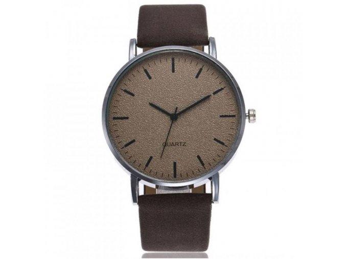 Stylové hodinky Quartz - SLEVA 55%