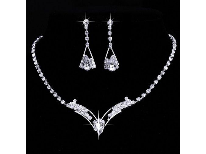 Dámský elegantní set šperků