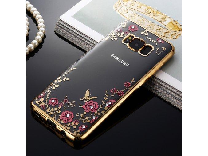 Stylový obal na mobil Samsung
