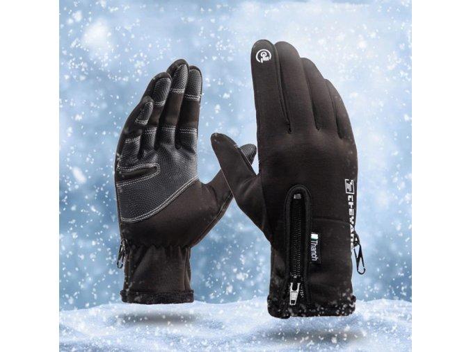 cold proof ski gloves waterproof winter description 3