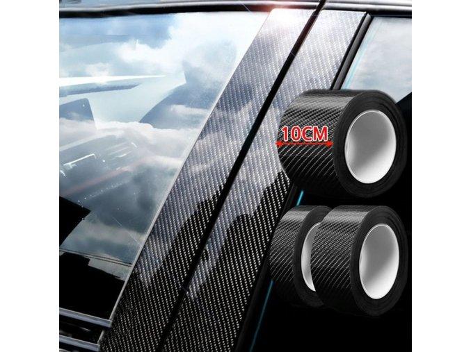 nano carbon fiber car sticker diy paste main 0