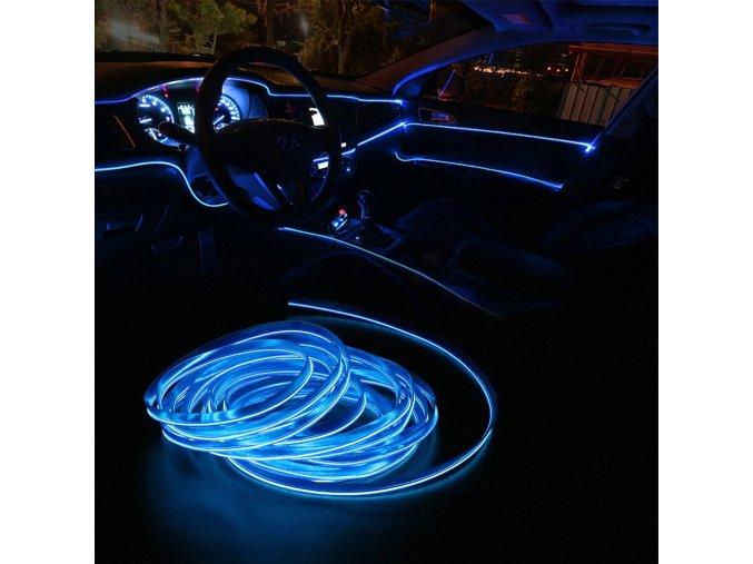 forauto 5 meters car interior lighting a main 0