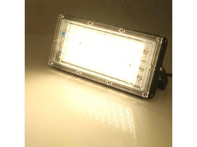 Warm White 50 w led flood light ac 220 v 230 v 240 v ou variants 0
