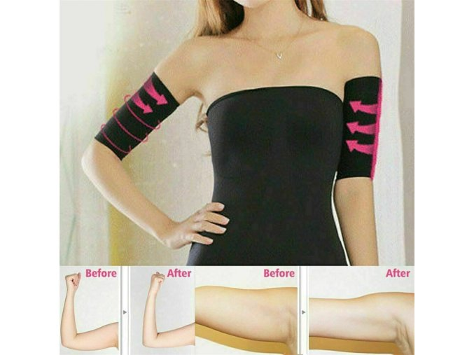 1 pair slimming compression arm shaper sl main 0