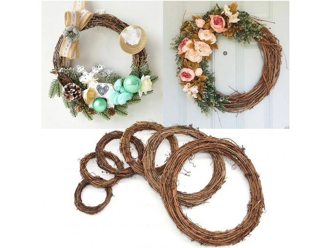 10 30 cm easter home decor natural rattan main 1