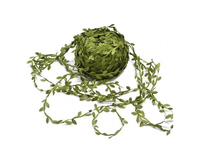 10 meter silk leaf shaped handmake artif main 0