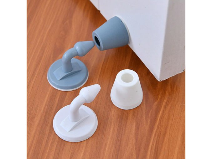 mute non punch silicone door stopper tou main 0