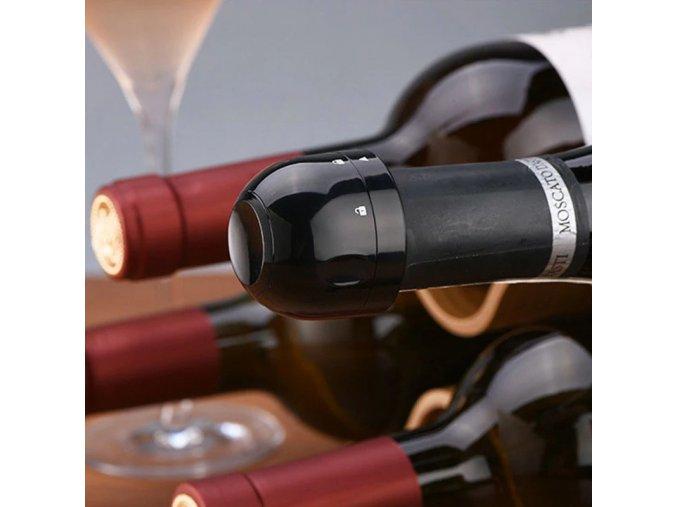 3 ps vacuum red wine bottle cap stopper s main 1