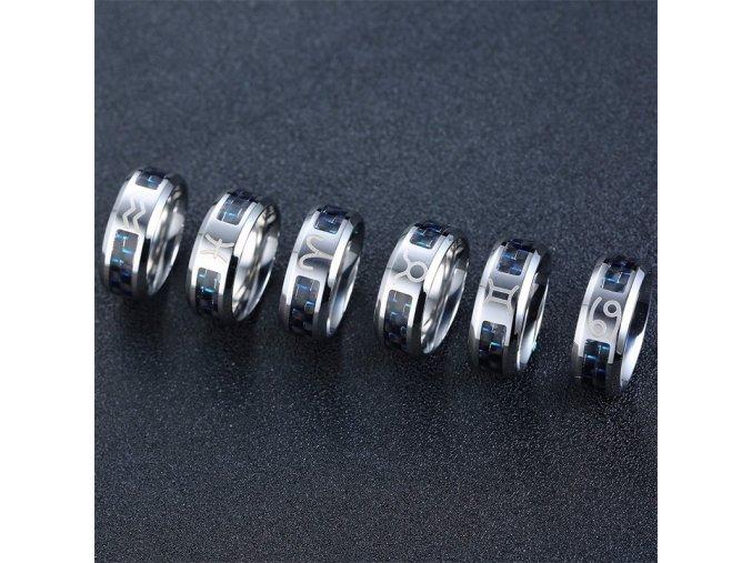 vnox twelve constellations rings for men main 0