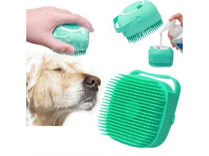 pet dog massage shampoo brush cat comb g main 0