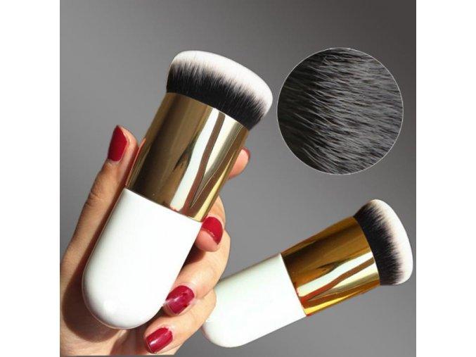 Široký štětec na makeup