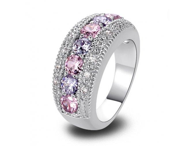 Nádherný dámský prstýnek - SLEVA 40%