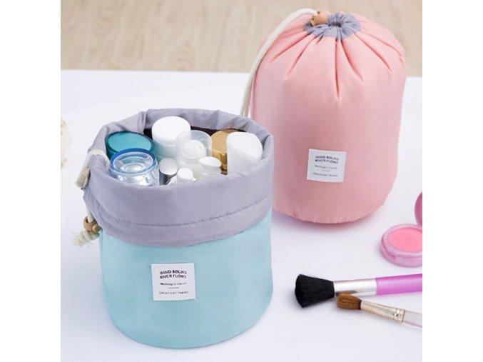 Praktická kosmetická taška