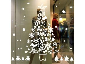 Sticker 2 arge merry christmas window stickers ch variants 22