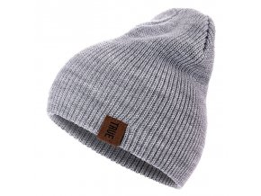 Light Gray pcs hat pu letter true casual beanies variants 4