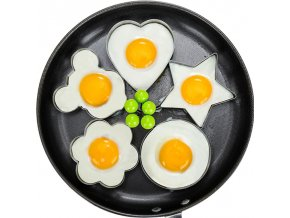 stainless steel 5 style fried egg pancake main 0