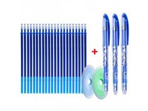 25 pcs set erasable gel pen refills rod main 0