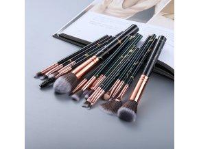 15pcs black fld 5 15 pcs makeup brushes tool set cosme variants 0