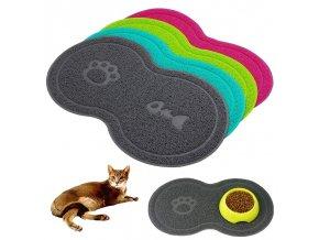 pet dog puppy cat feeding mat pad cute c main 0